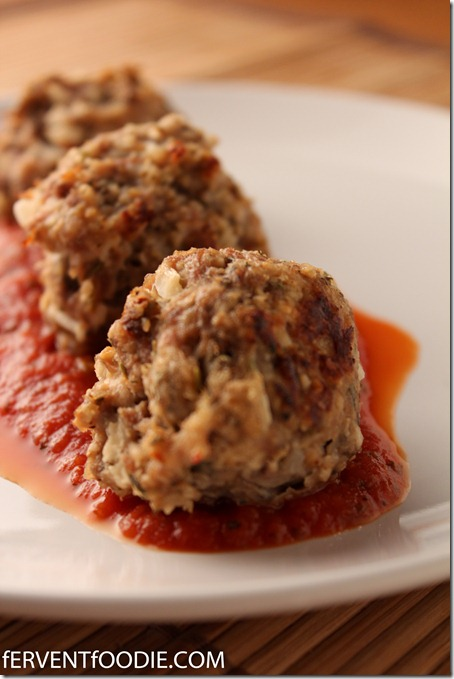 Healthy Meatballs (1 of 6)