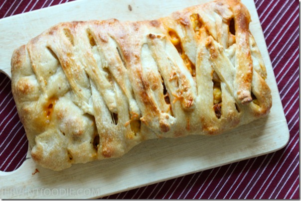 Sausage Breakfast Braid (1 of 1)-2