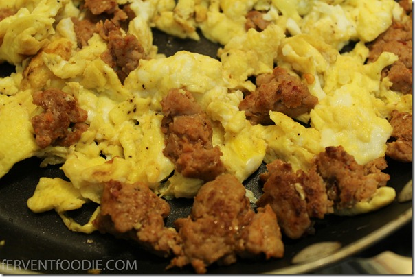 Sausage Breakfast Braid (2 of 16)
