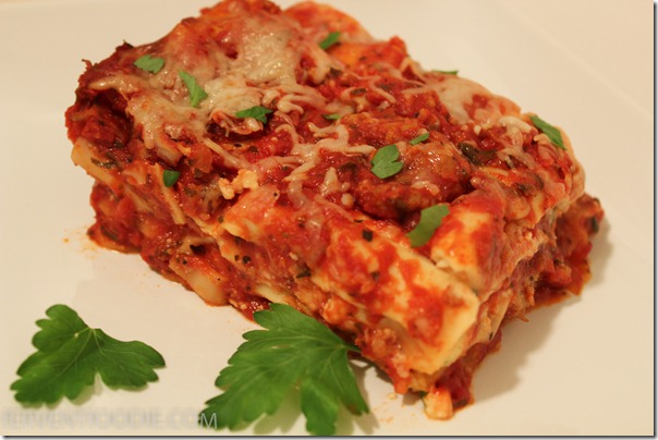 Sausage Lasagna (3 of 6)