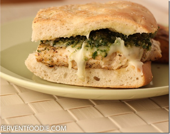 Chicken Pesto Panini (8 of 10)
